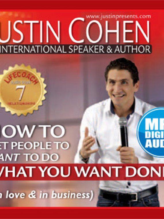 Life Coach Audiobook 3 MP3 Download - Justin Cohen